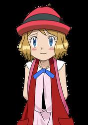 Pokemon X and Y - Serena by RhonRE4M