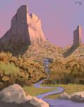 Wandering around [Dawn]