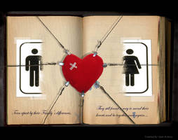 Romeo And Juliet by FlamingMushroom