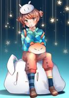 Dreamy Girl by KumagamiHaruna