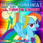 SPB: Ultimate Cross - Rainbow Speed Car by DashieMLPFiM