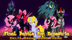 Final Battle For Equestria - Delta Brony by DashieMLPFiM
