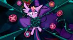 Princess Twilight Sparkle and the Black Vines by DashieMLPFiM
