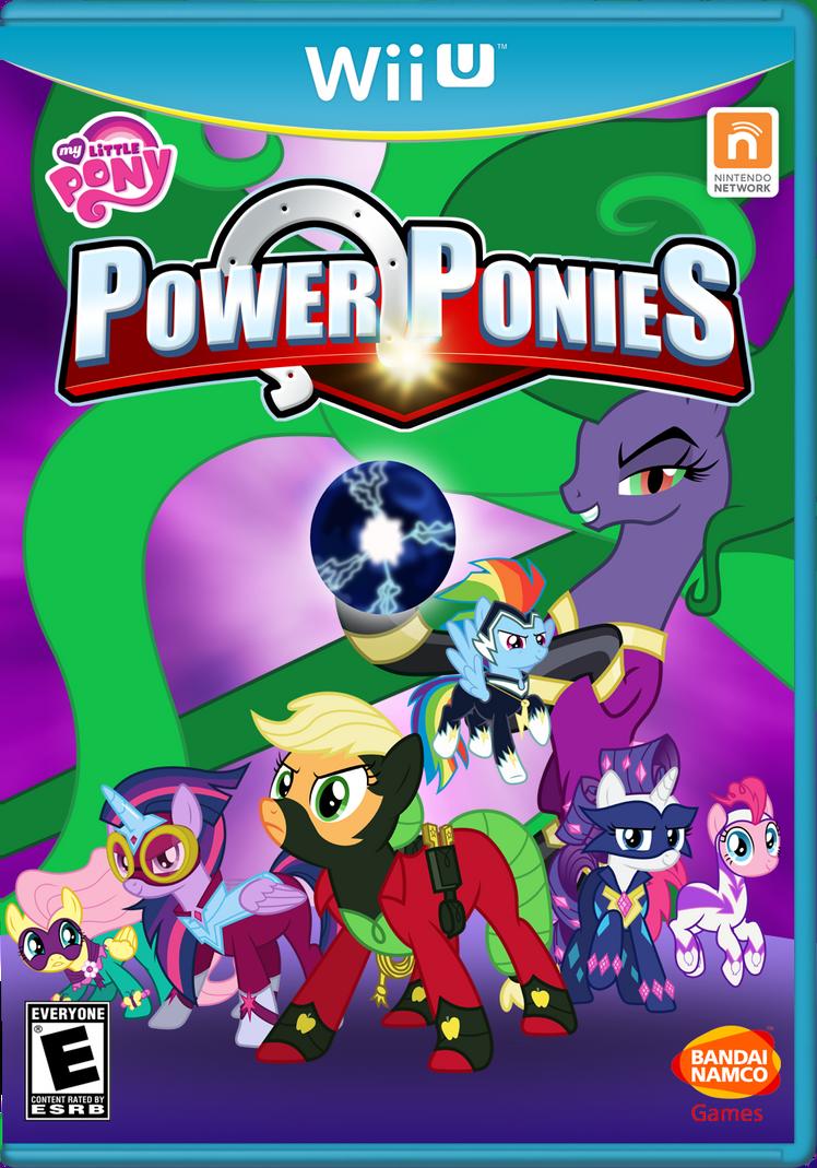 my little pony wii u