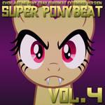 Super Ponybeat Vol. 4 Album Art - Flutterbat by DashieMLPFiM