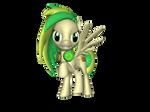 3D Pony Creator - Glaze (WoodenToaster) by DashieMLPFiM