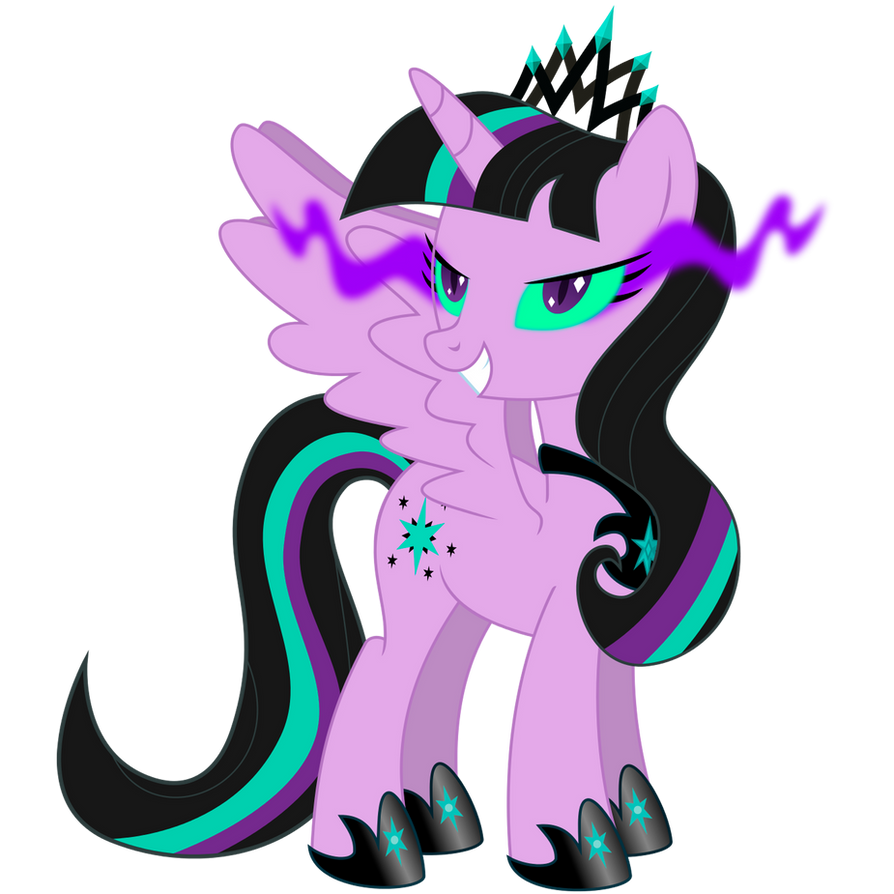 The New Princess Twivine Sparkle By DashieMLPFiM On DeviantArt