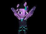 Twivine Sparkle's New Suit by DashieMLPFiM