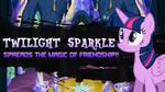 Smash Ponies New Challenger: Twilight Sparkle by DashieMLPFiM