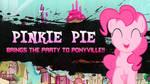 Super Smash Ponies New Challenger: Pinkie Pie by DashieMLPFiM