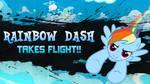 Super Smash Ponies New Challenger: Rainbow Dash by DashieMLPFiM