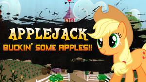 Super Smash Ponies New Challenger: Applejack