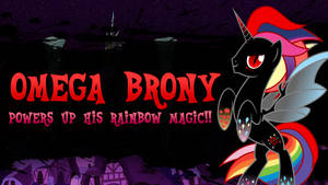 Super Smash Ponies New Challenger: Omega Brony