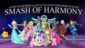 [SSB4 x MLP FiM] Smash of Harmony