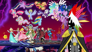 Smash of Harmony - The Final Battle