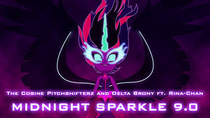 Midnight Sparkle 9.0 (Hardstyle Cover Art)