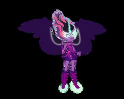 EqG Princess Midnight Sparkle (by SkycatcherEQ) by DashieMLPFiM