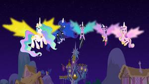Royal Alicorn Magic
