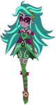 [Vector] Gloriosa Daisy as Gaia Everfree