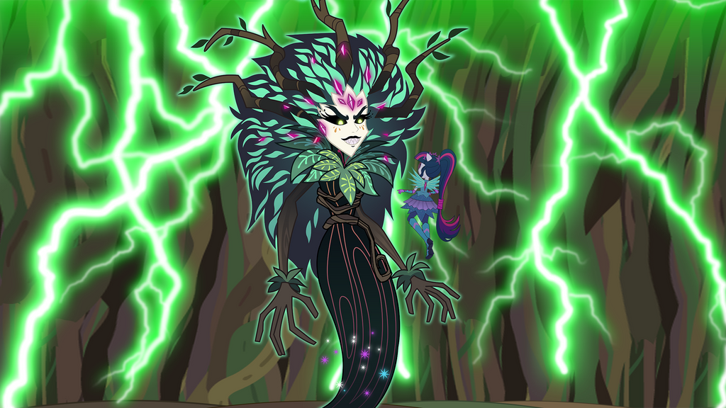 Gaia Everfree Legend Everfree By Ytpsource Deviantart – Fondos de
