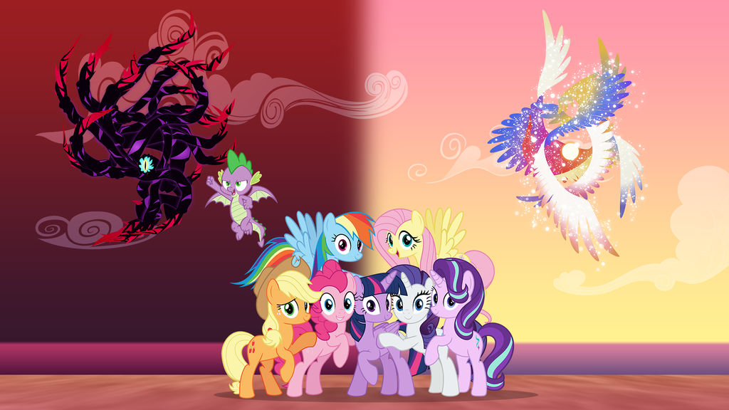 Super Smash Ponies Ultimate by DashieMLPFiM