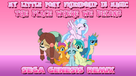 The Place Where We Belong (Sega Genesis Remix) by DashieMLPFiM
