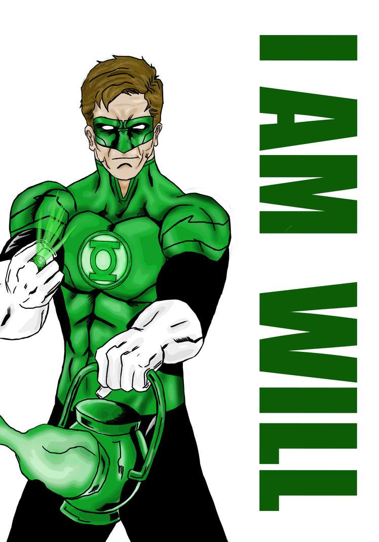 Green Lantern by marvelrocker