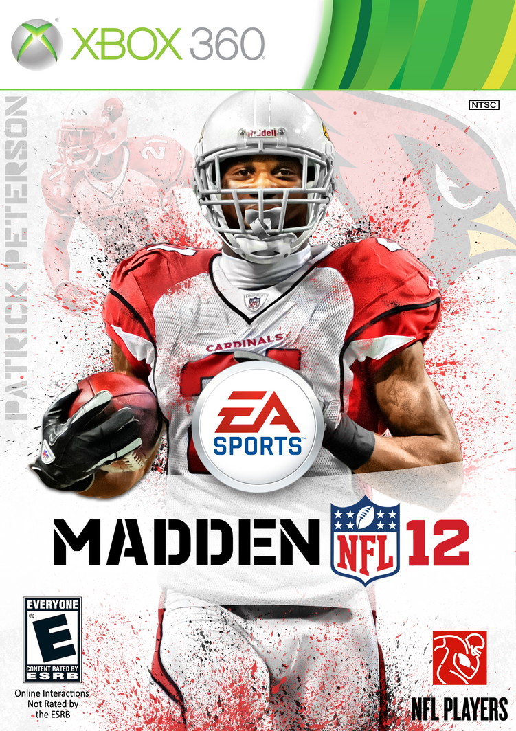 Patrick Peterson Madden by RGray525