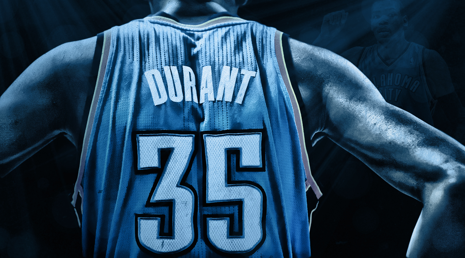 Kevin Durant by RGray525