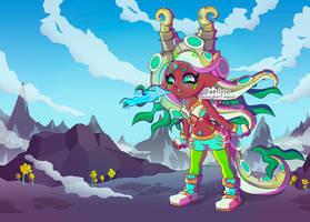 Marina Fantasy Splatfest