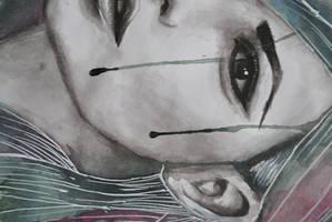 Untitled - Detail by nichelenjones