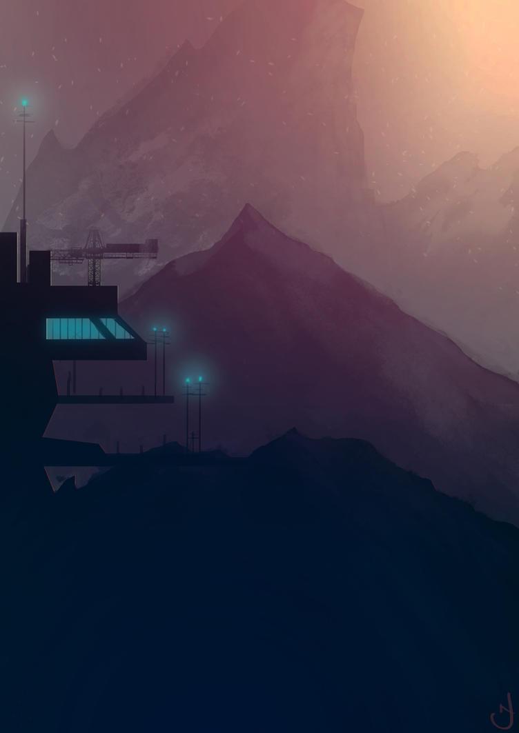 Mountains11 by nichelenjones