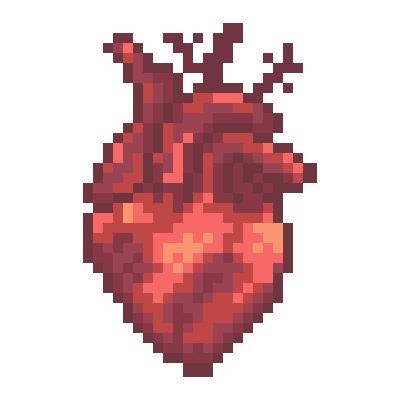Heart by nichelenjones
