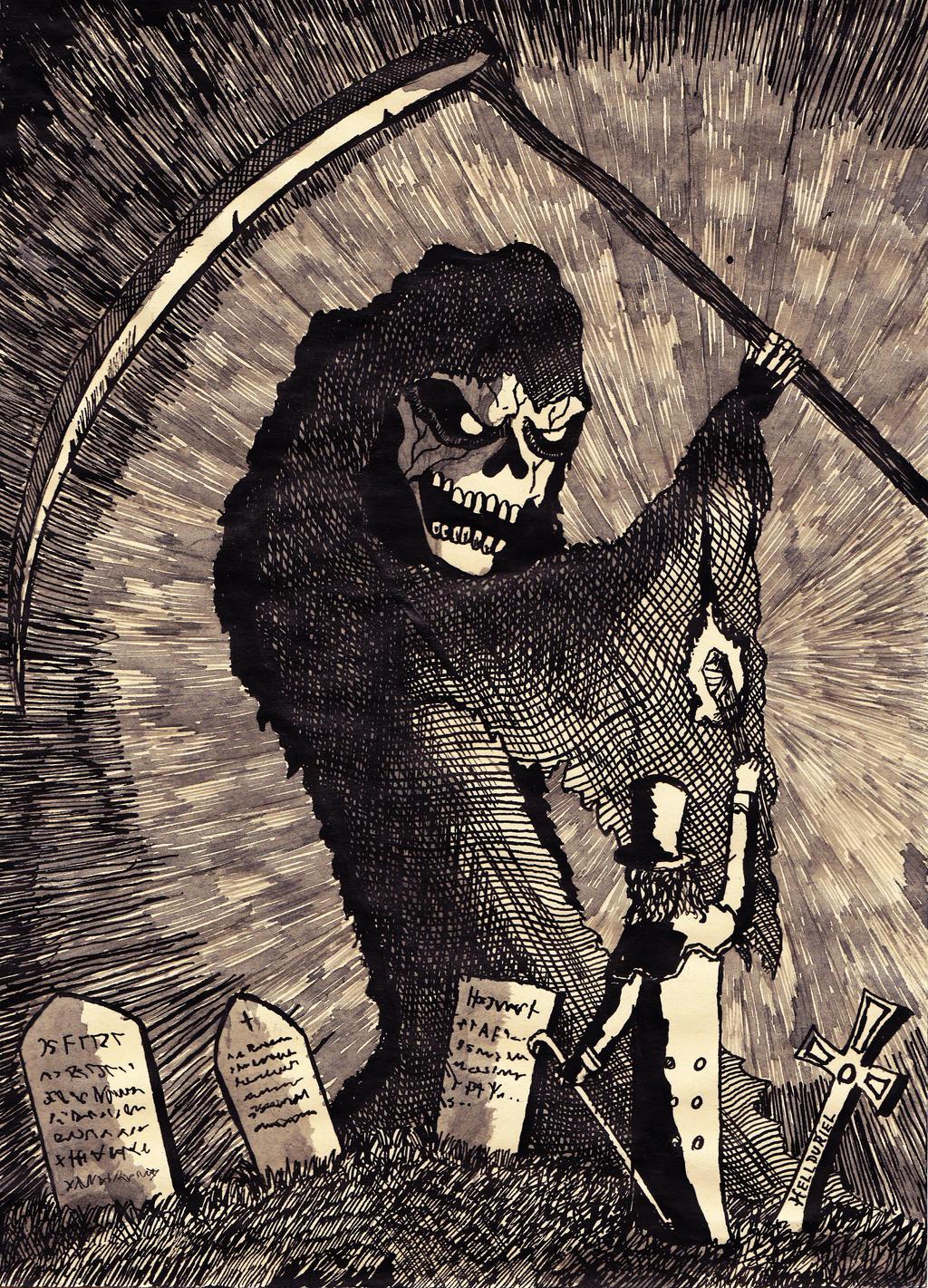Nightmares II by hellduriel
