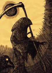 Reaper by hellduriel