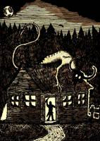 Nightmare III by hellduriel