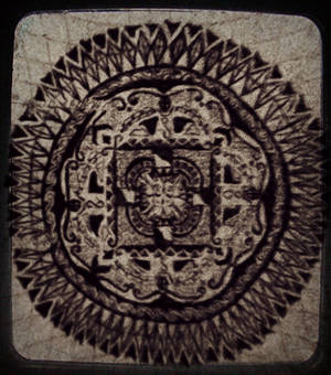 Mandala -Old