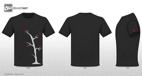 deviantART T-Shirt design