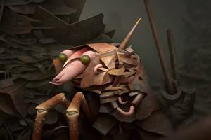 Knight Crab