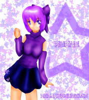 Ayane: The cutie pie - colored by NinjaKasumi123