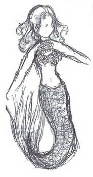 Evanescent Mermaid