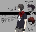 Kurow, Sadow, Grim