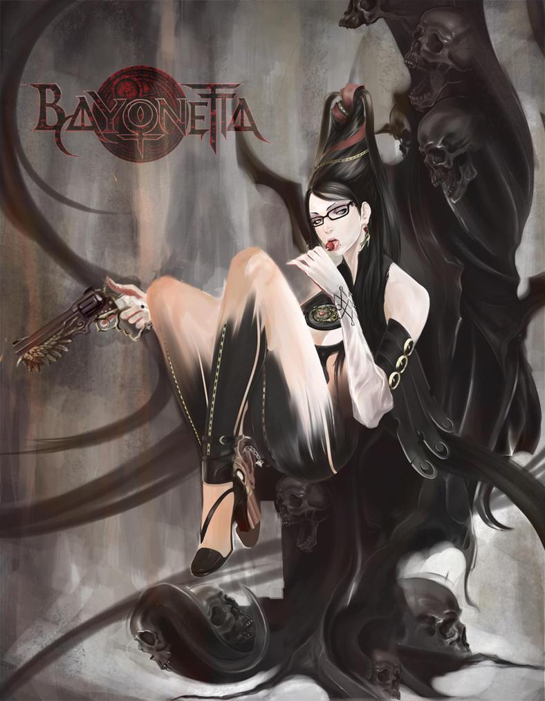 BAYONETTA by FF69