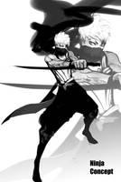 Ninja Concept by FF69