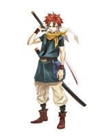 CLASSIC RPG HERO by FF69