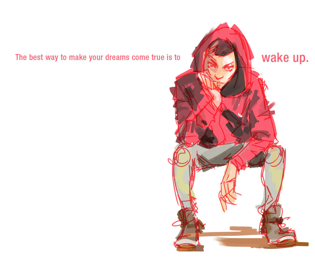 WAKE UP by FF69