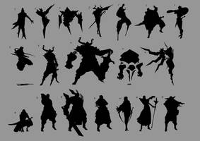 Concept Character Study by FF69