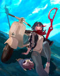 Ryuko fanart