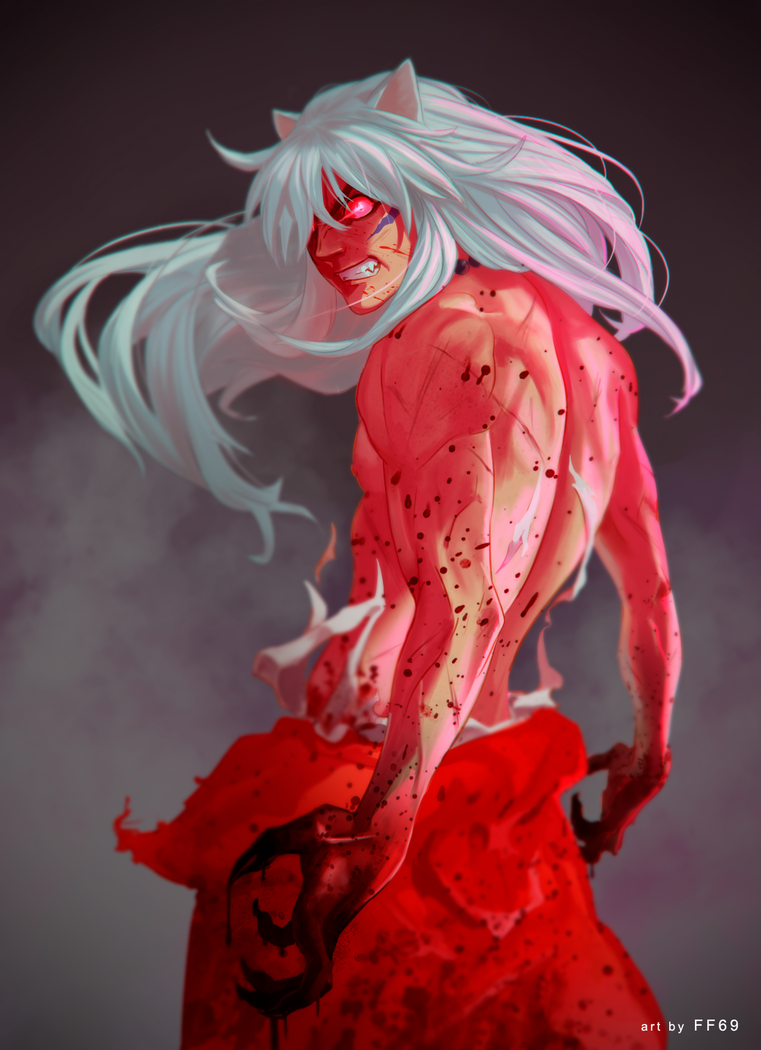 Inuyasha by FF69