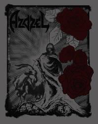 AZAZEL t-shirt  fan art by daggerSpawn